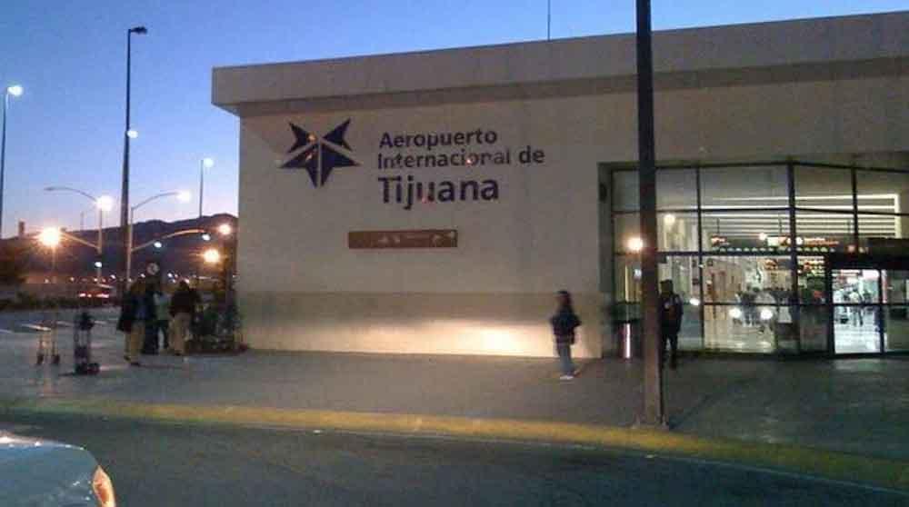 Muere mujer en Aeropuerto de Tijuana