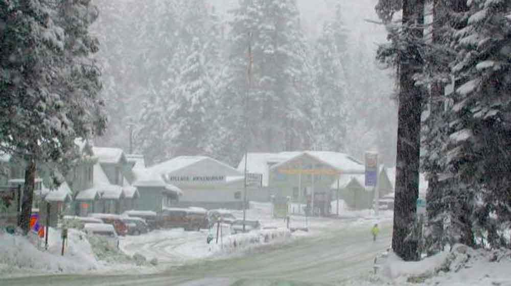 Lluvias fuertes y posible nevada para San Diego por tormenta invernal