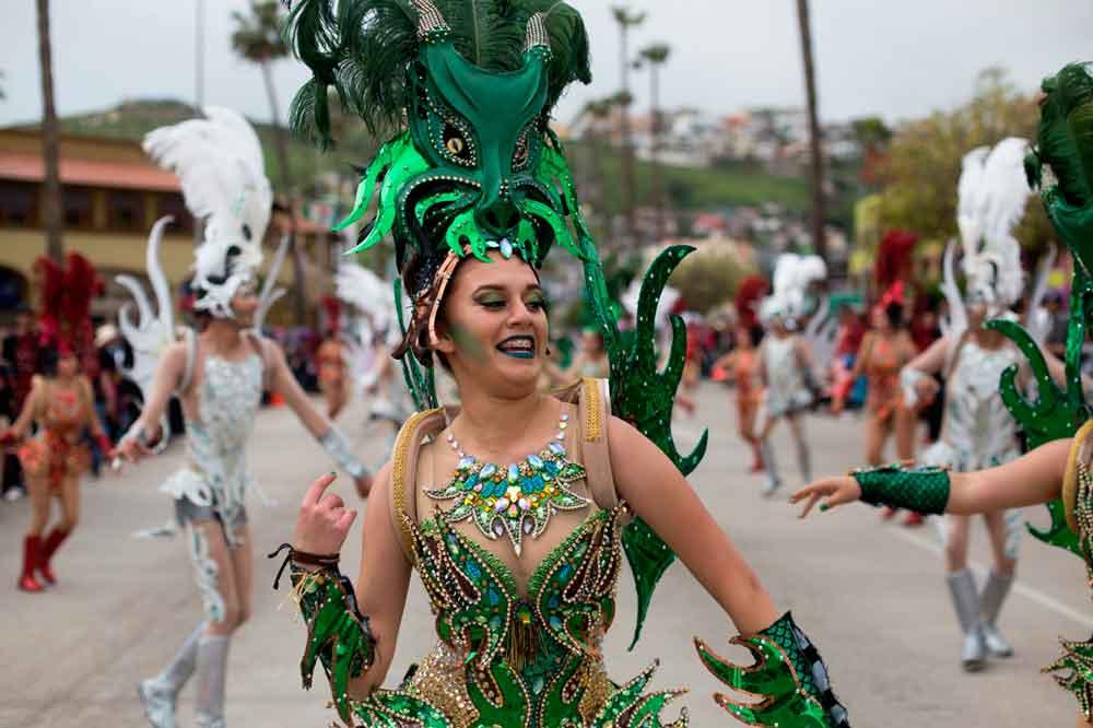 Dan a conocer a los Reyes del Carnaval de Ensenada 2018