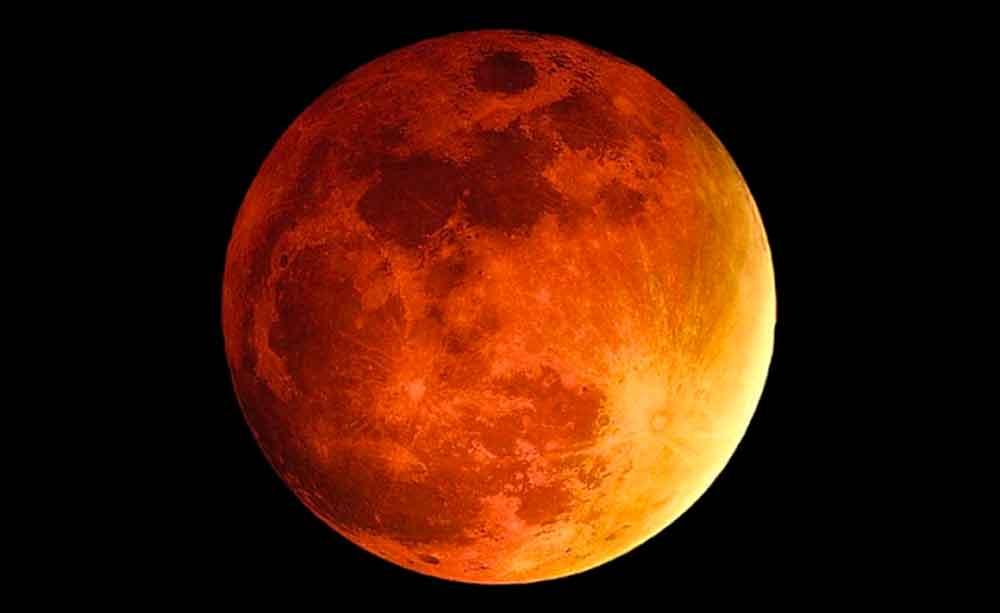 Prepárate para el primer super eclipse lunar del año