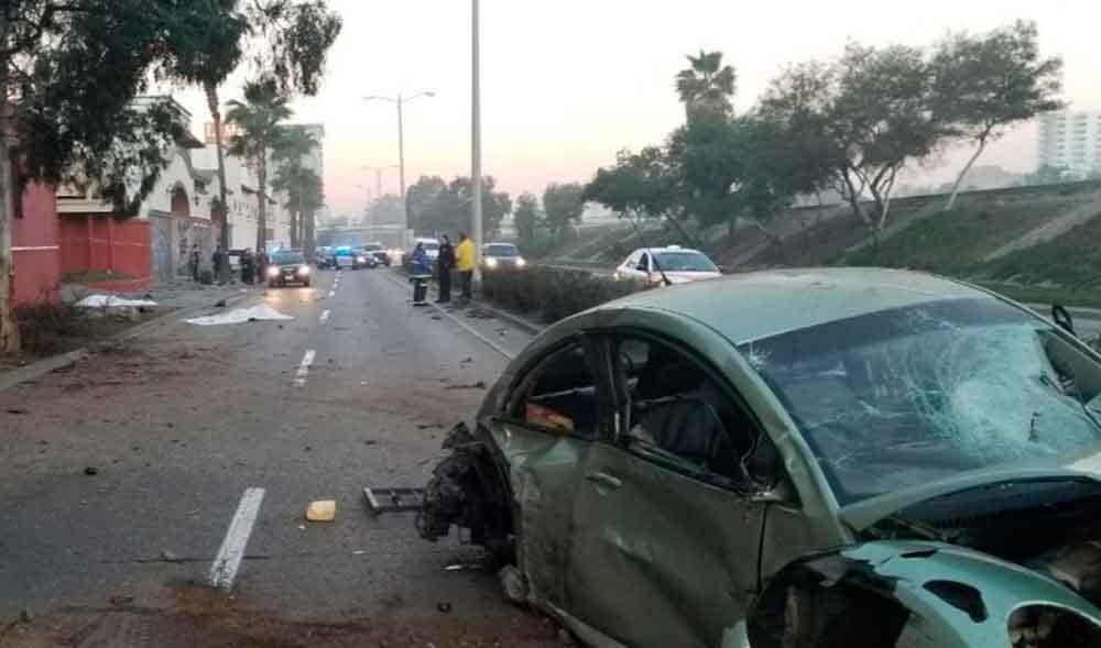 En libertad joven responsable de tres muertes en Tijuana