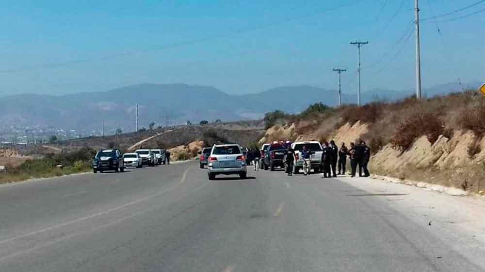 Localizan dos cuerpos putrefactos en Tijuana; estaban mutilados