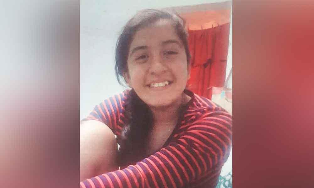 Josselin de 16 años se encuentra desaparecida en Tijuana