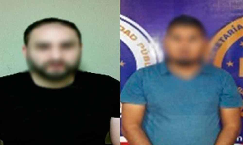 Detienen en Mexicali a dos sujetos por robo de vehículo