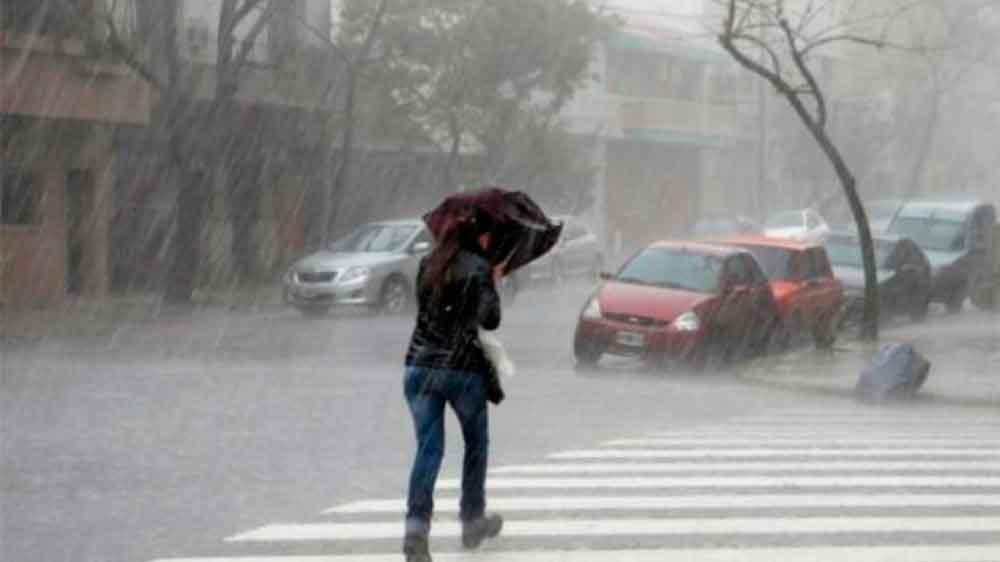 Se espera un martes con mucha lluvia: Protección Civil