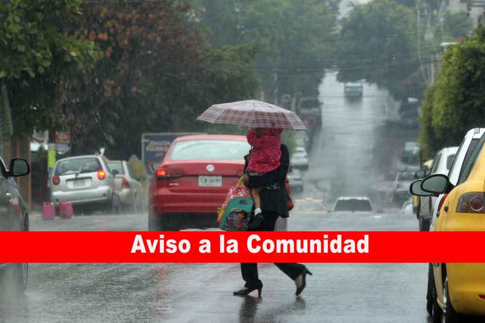 Anuncian suspensión de clases para el turno vespertino en Tijuana, Tecate, Rosarito y Ensenada