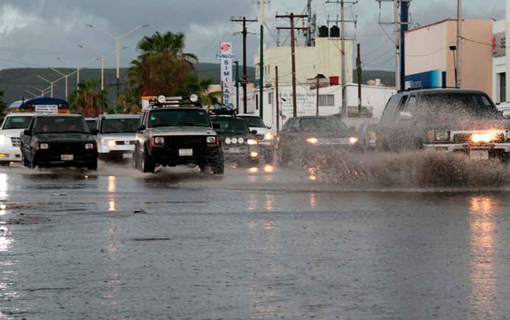 ¡Toma precauciones! Continuarán lluvias este miércoles: PC