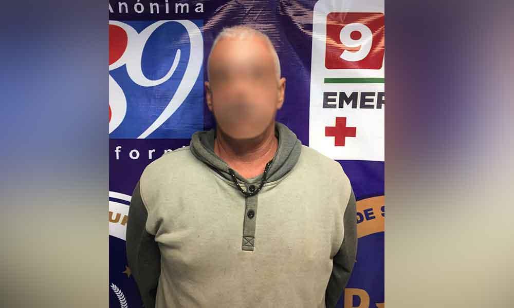 Capturan en Ensenada a violador buscado en EU