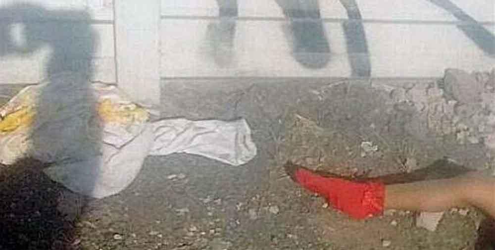 """Revelan por qué asesinaron a niña de las """"Calcetitas Rojas"""""""