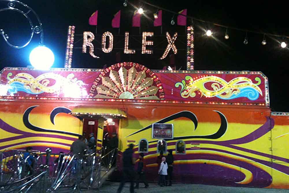 Detenido por abuso sexual en Circo Rolex no es mi papá: Franccesco
