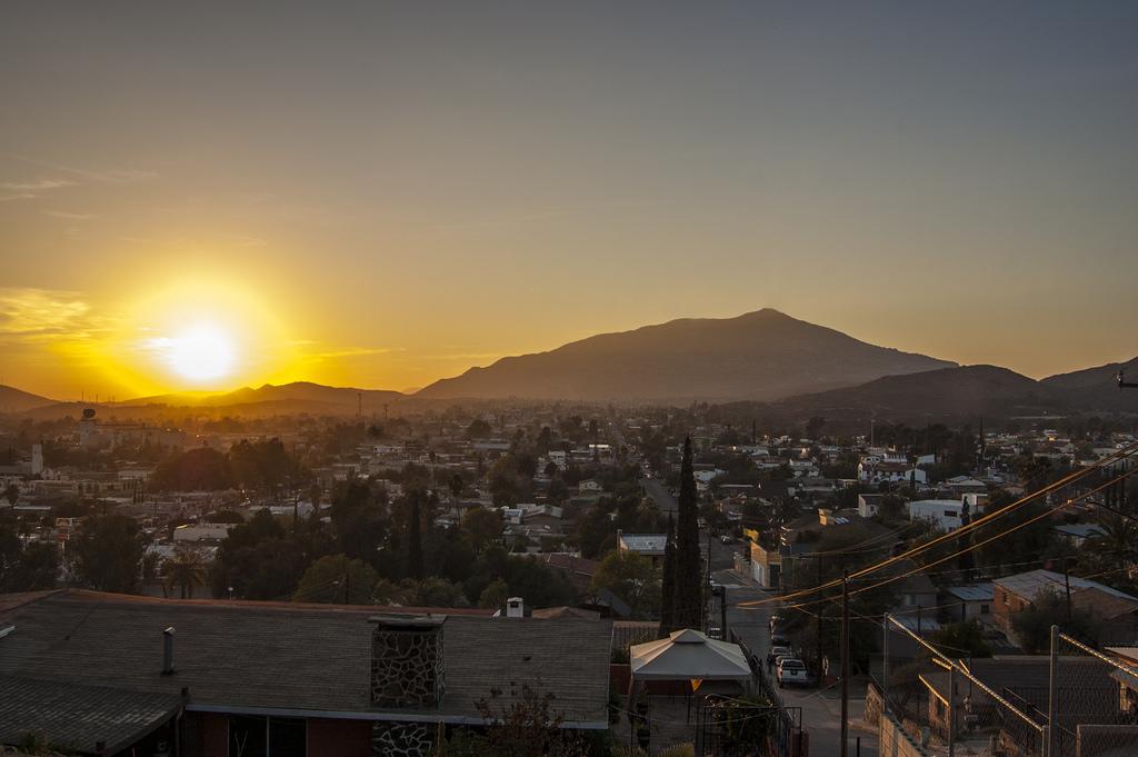 Poca lluvia y temperaturas cálidas para Baja California en lo que resta de febrero
