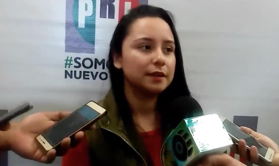 Hija de ex alcalde se postula a alcaldía; quiere estudiar y gobernar a la vez