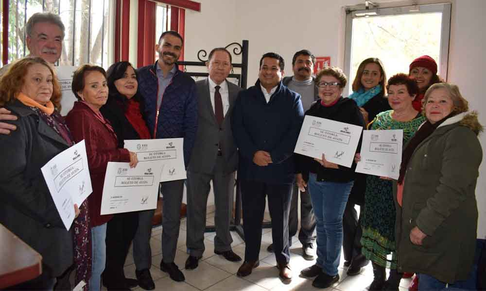 Adultos mayores de Tecate representarán a Baja California en Danza Folklórica a nivel nacional