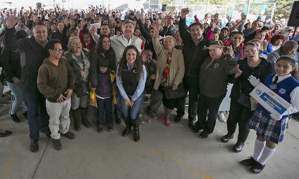 Beneficia Gobernador Kiko Vega a Rosaritenses con más de mil 200 apoyos sociales