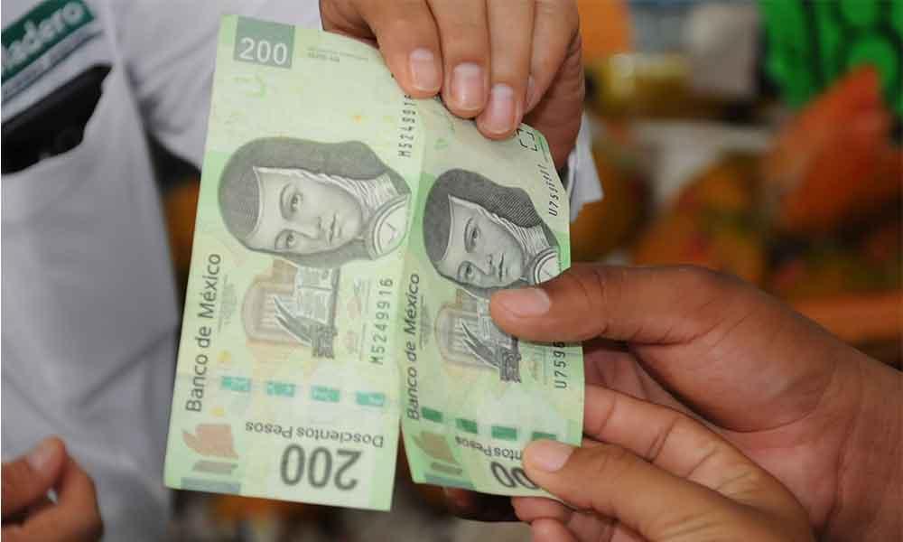 Billetes de 200, los más falsificados