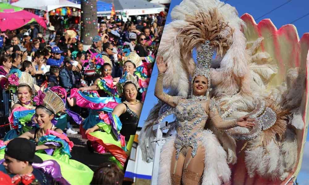 Mañana último día de Carnaval en Ensenada con Voz de Mando, ¡No te lo pierdas, es gratuito!