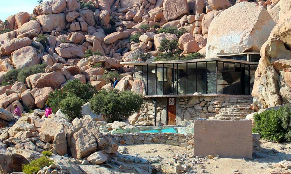Conoce la verdadera historia de la famosa casa de piedra - La casa de las piedras ...