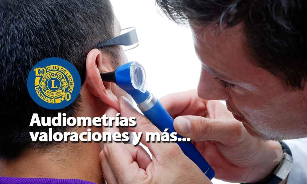 ¿Tienes problemas de audición? Próxima Jornada auditiva en Tecate