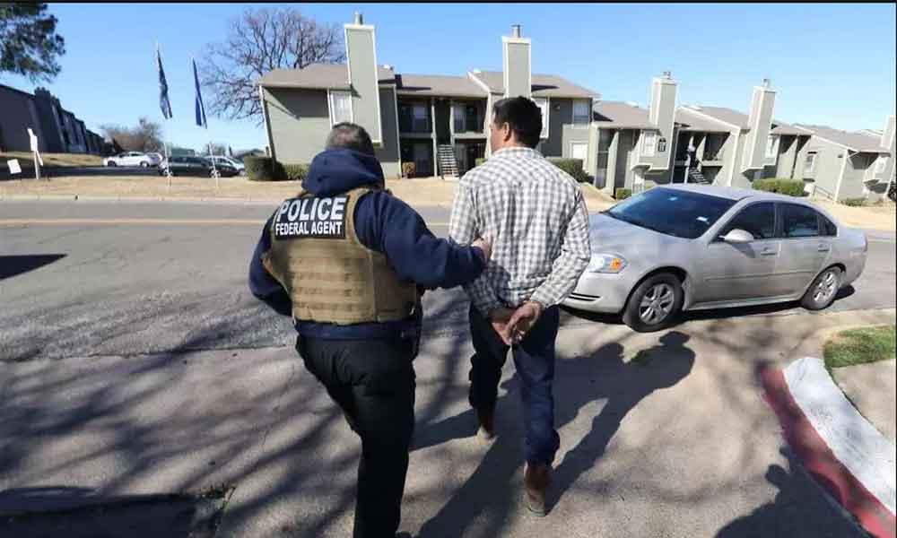 Matrimonios con ciudadanos estadounidense no salvarán a indocumentados de ICE