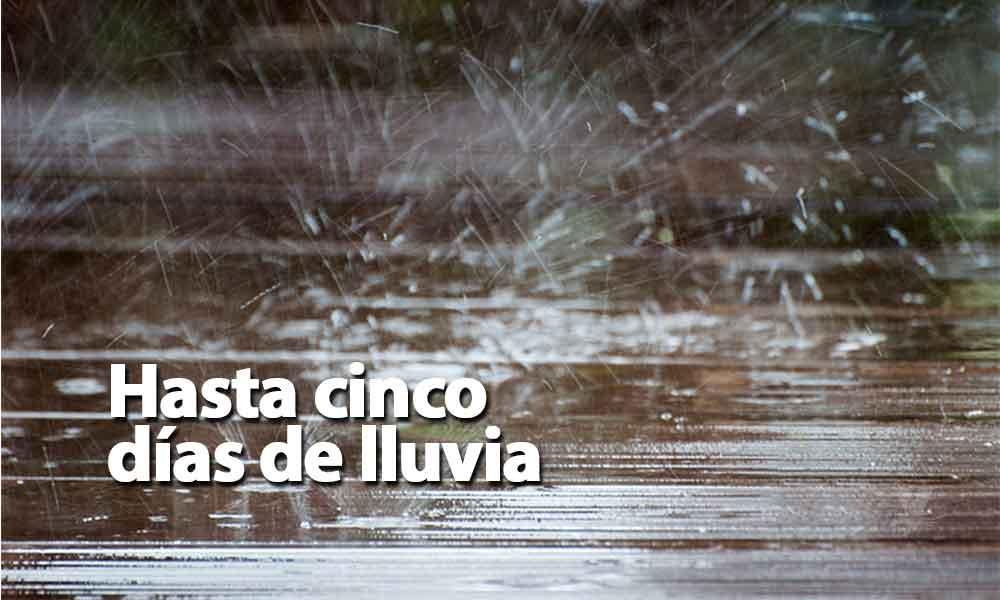 Preven hasta 5 días de lluvia la próxima semana para Tijuana y Tecate