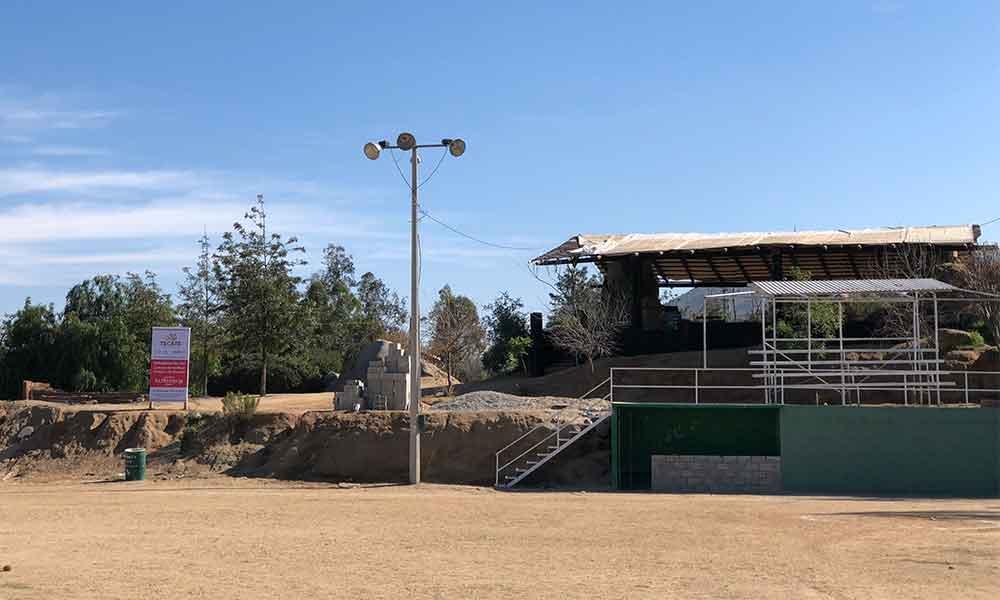 Analizan elaboración del reglamento para uso de espacios deportivos en Tecate
