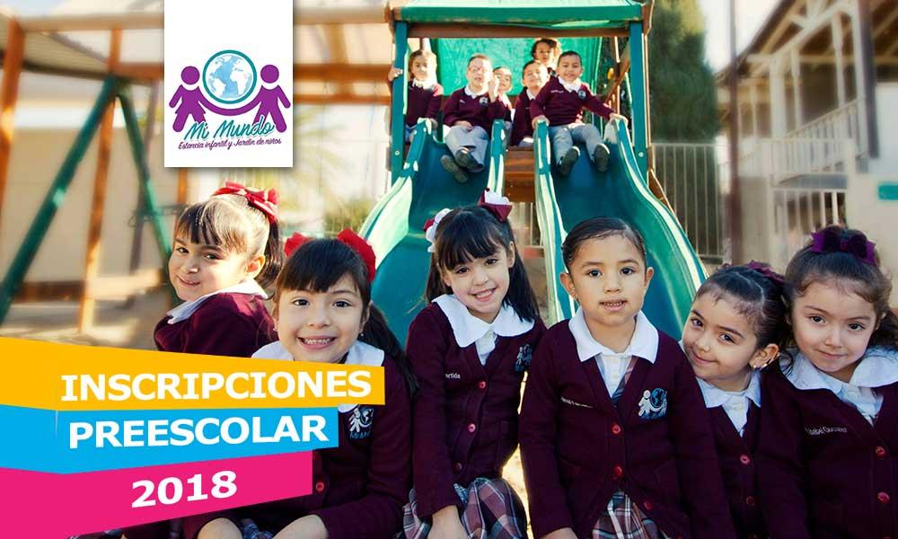 Jardín de Niños 'Mi Mundo' inicia periodo de inscripción en Tecate; Aprovecha el 50% de descuento sólo en febrero