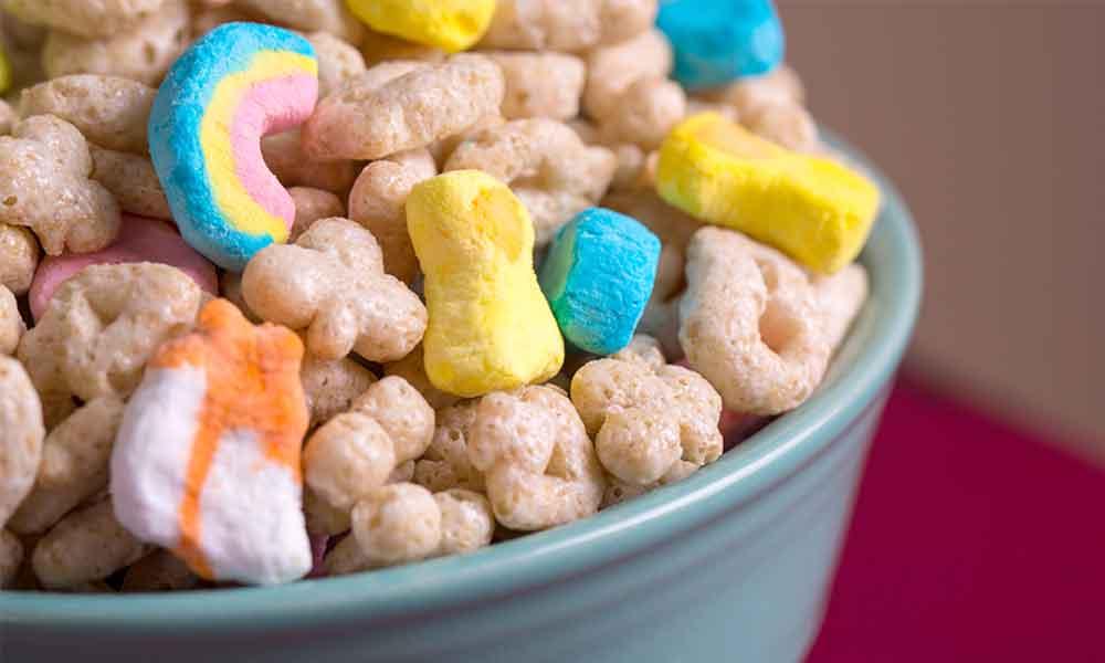 Lucky Charms retirará estos malvaviscos del cereal