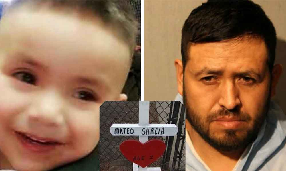 Padre declaró que apuñaló a su hijo de 2 años porque no lo dejaba dormir