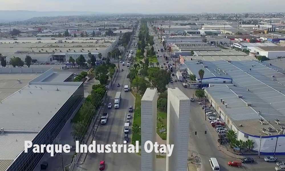 Instalarán 30 cámaras con reconocimiento facial a lo largo del corredor Industrial de Otay en Tijuana