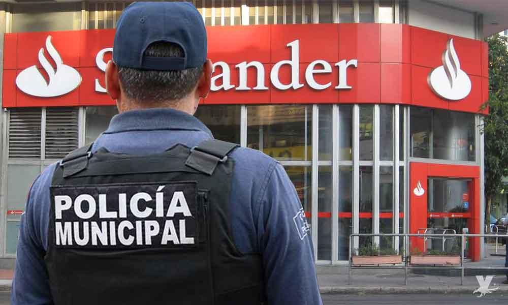 """¡Evita un asalto! Que te acompañe un policía al banco con el servicio """"Cuentahabiente Seguro"""", es gratuito"""