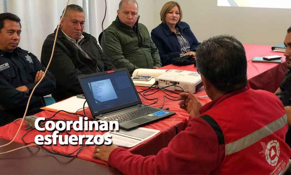 Refugios temporales están listos para activarse en caso de una contingencia en Tecate: Protección Civil