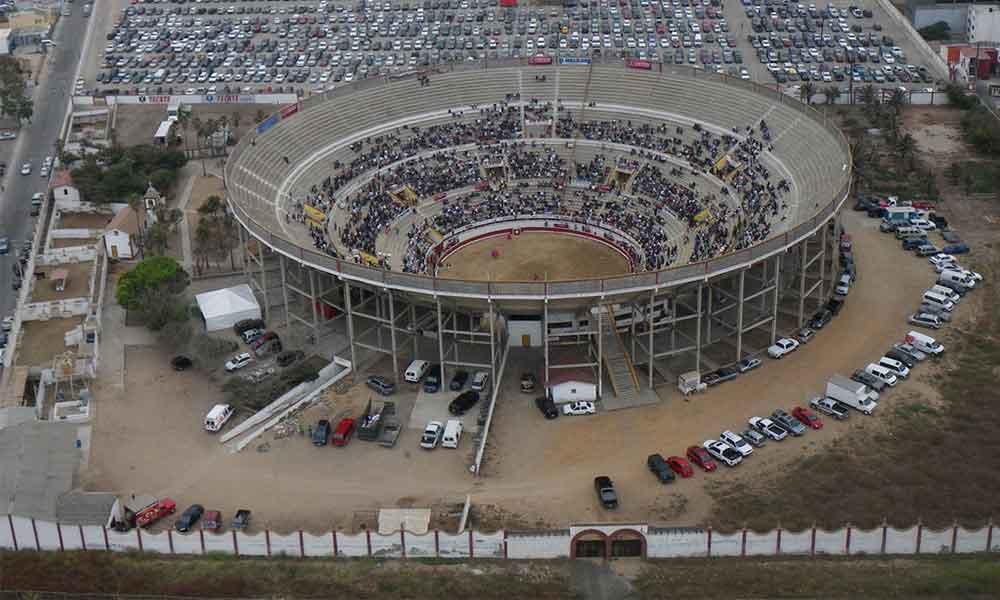Se vende Plaza Monumental de Tijuana en 40.4 millones de dólares