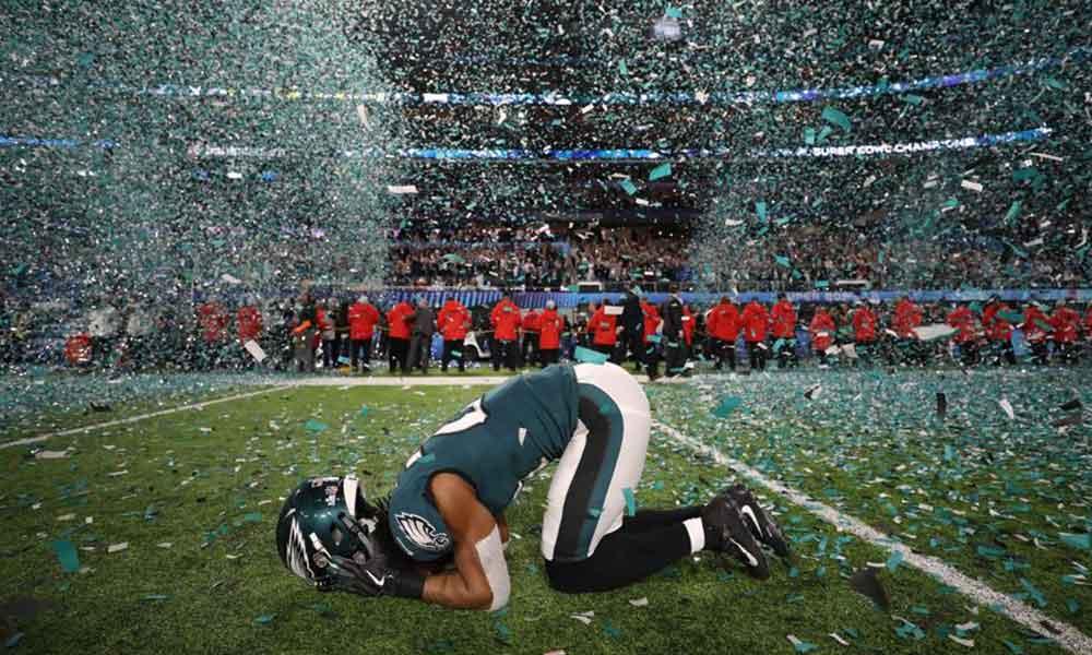 Philadelphia Eagles gana el Super Bowl por primera vez en su historia