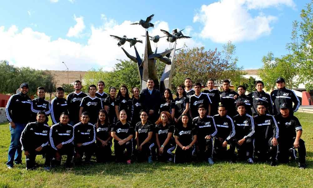 Participará la UTT en el XXII Encuentro Regional Deportivo y Cultura de Universidades Tecnológicas