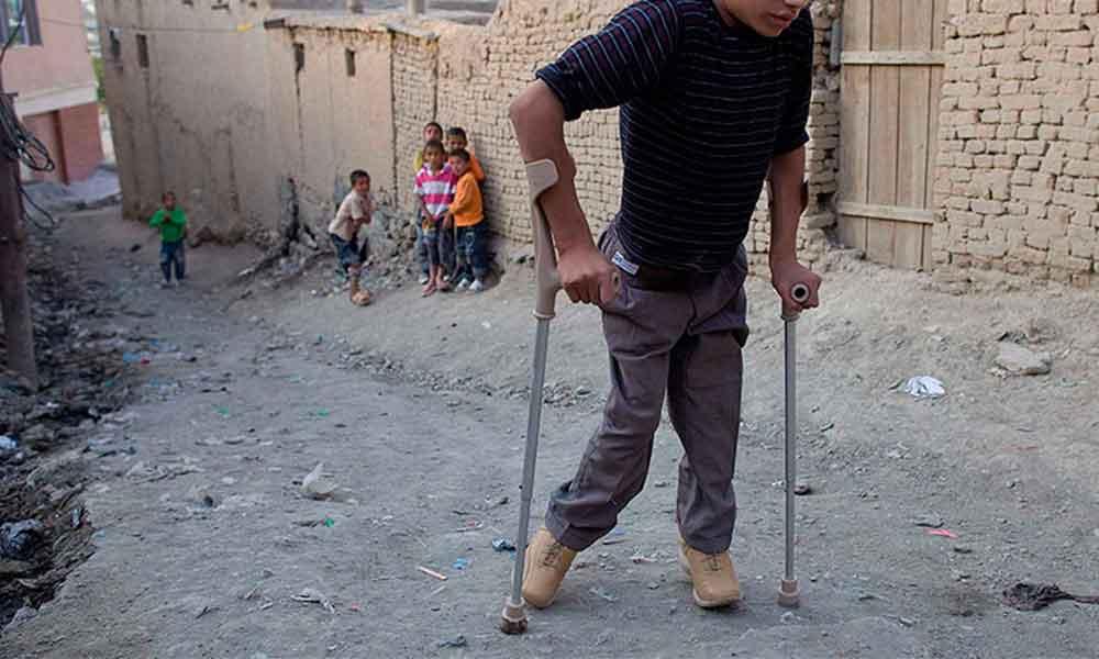 Vacunarán contra la Poliomielitis del 17 al 23 de febrero