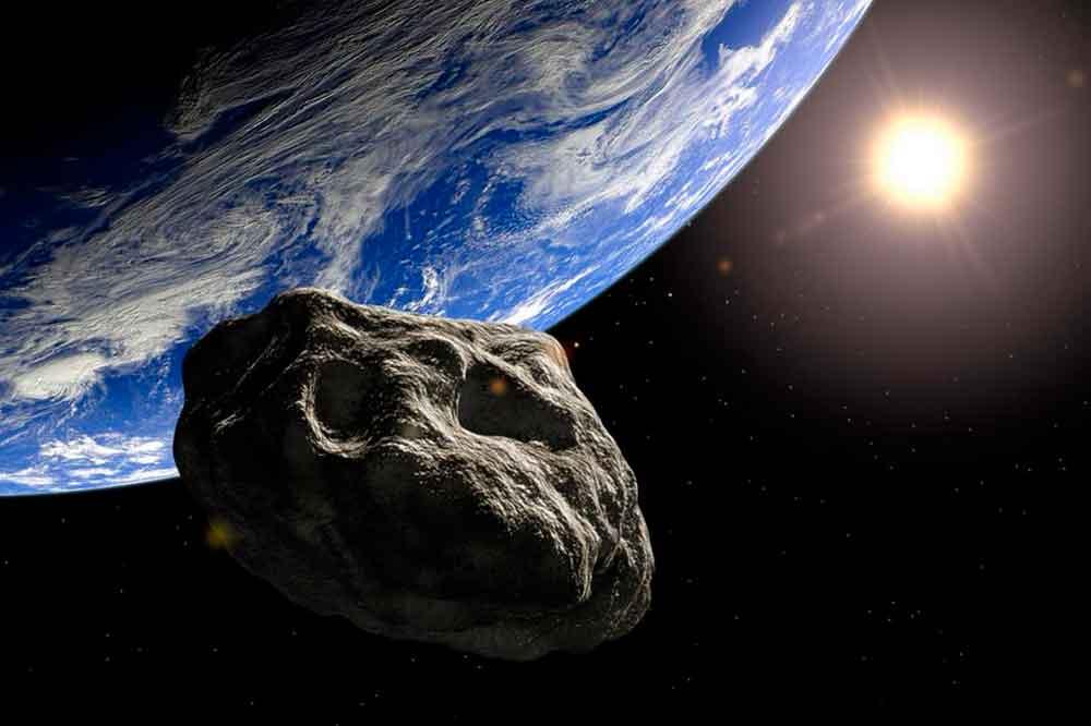 """Asteroide """"potencialmente peligroso"""" pasará cerca de la Tierra este domingo"""
