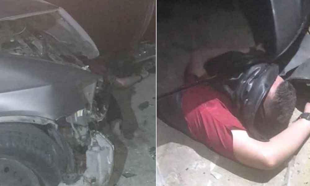 Joven muere tras fatal volcadura en Mexicali