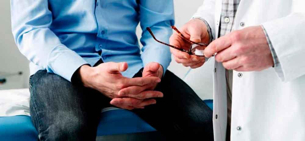 Exhortan a hombres a cuidar la salud de su próstata