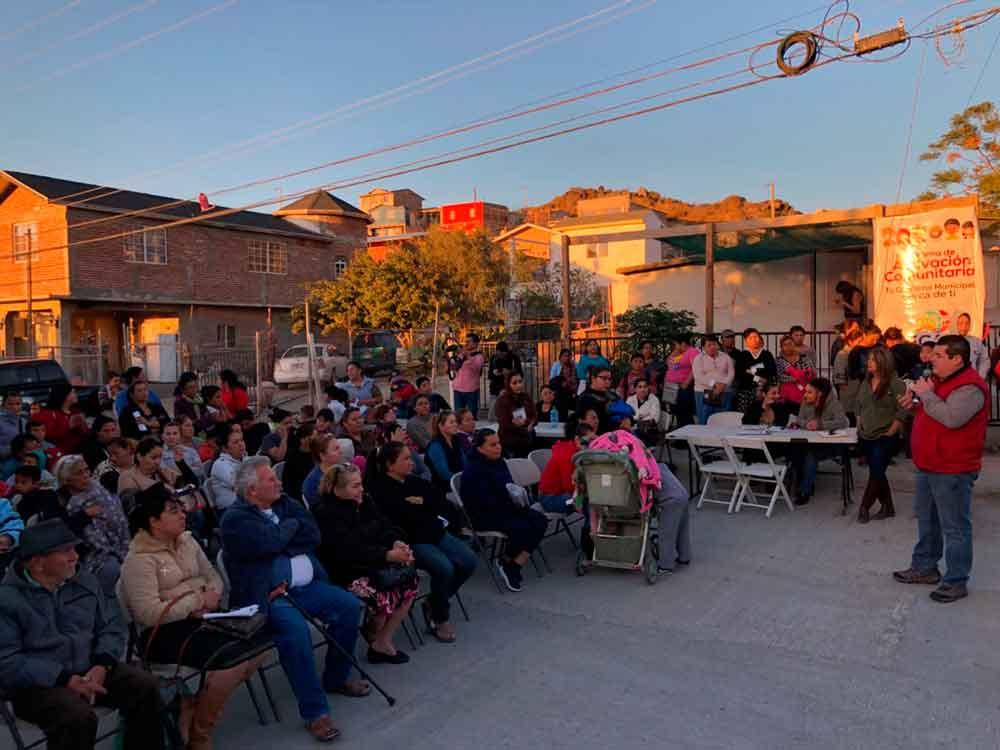 Activación Comunitaria atenderá por 11 días a la colonia Fundadores
