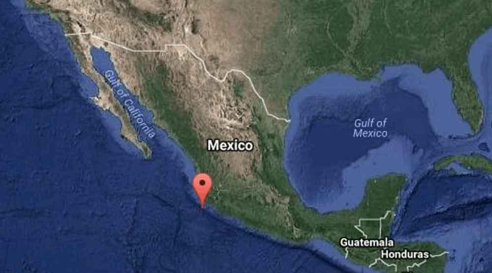 Se registra sismo de 6.0 grados en Jalisco