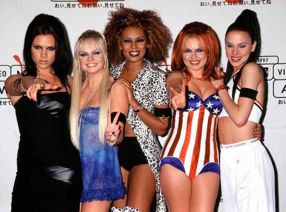 Spice Girls iniciarán gira en el Reino Unido y Estados Unidos