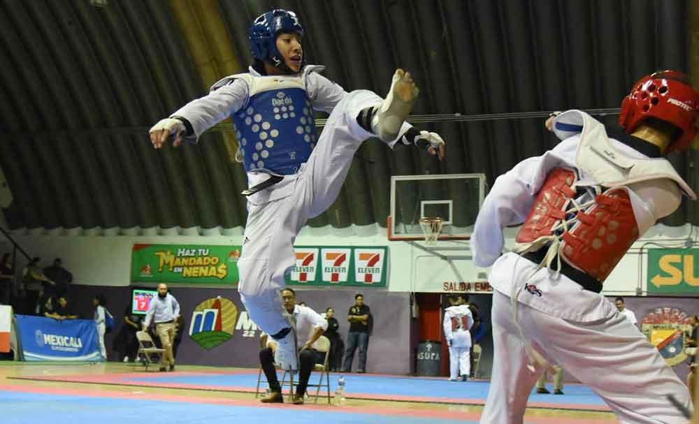 Tijuana obtiene el título en Olimpiada de Tae Kwon Do