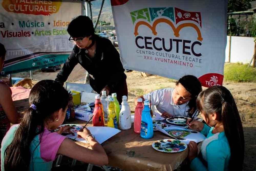 Invitan a tecatenses a la Activación Comunitaria en colonia Fundadores
