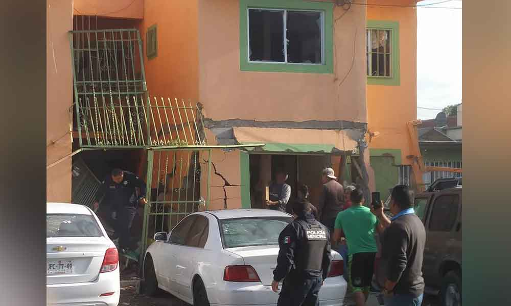 Explosión en Tijuana deja al menos dos personas lesionadas