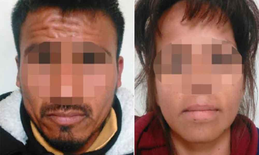 Capturan a pareja con vehículo robado en Tijuana