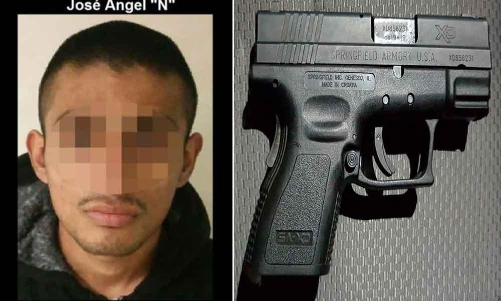Cae en Tijuana presunto asaltante de tiendas Oxxo