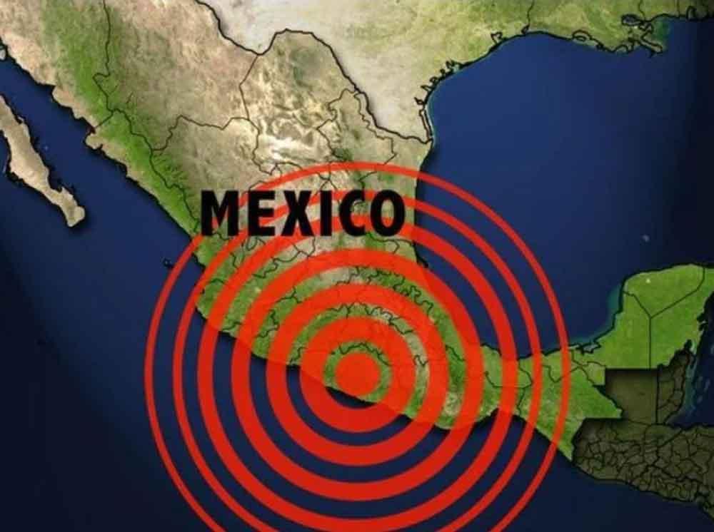 Se registran cinco sismos en Oaxaca