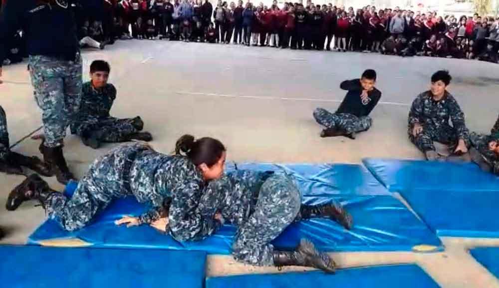 Invitan a sumarse a la Policía Juvenil de Tijuana