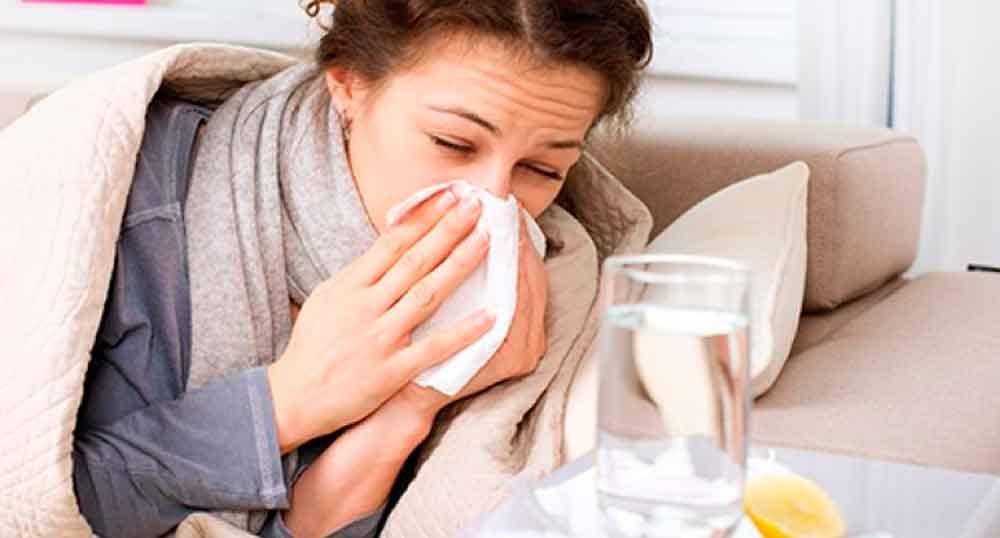 Invitan a la ciudadanía a tomar medidas preventivas ante las infecciones respiratorias