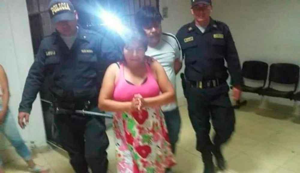Capturan a pareja por violación de una niña de 11 años